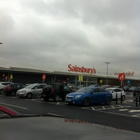 Photo taken at Sainsbury's by Toni D. on 4/19/2012