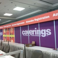 Photo taken at Coverings 2012 The Ultimate Tile and Stone Experience by Frank A. on 4/20/2012