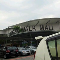 Photo taken at Wangsa Walk Mall by Adeq A. on 8/12/2012