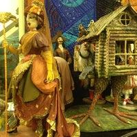 5/20/2012 tarihinde Evdokimova N.ziyaretçi tarafından Музей кукол'de çekilen fotoğraf