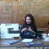 Photo taken at Школа by Nikita D. on 2/2/2012
