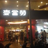 Photo taken at 麥當勞 台中尊賢店 by ChunWei F. on 8/19/2012