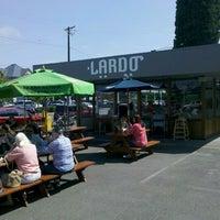 Photo taken at Lardo East by Damian S. on 7/26/2012