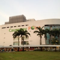 Photo taken at Causeway Point by Jiahao L. on 6/16/2012