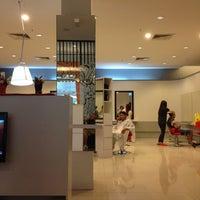 Photo taken at Peek-a-boo Hair Salon by Elvin S. on 4/27/2012