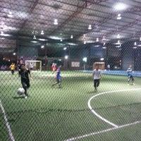 Photo taken at Futsal Masterscaff by Aidil F. on 9/5/2012