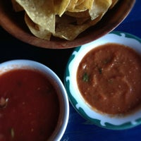Photo taken at Cantina Del Ray by Elaine D. on 4/22/2012