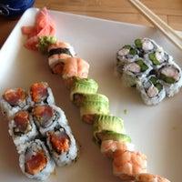 Photo taken at Fuji Sushi by Gregor U. on 8/18/2012