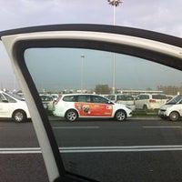 Photo taken at Posteggio Taxi Aeroporto Leonardo Da Vinci - Fiumicino by Patpiro on 4/5/2012