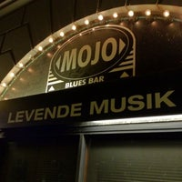 Photo taken at Mojo Blues Bar by Ruslan ✈ G. on 5/3/2012