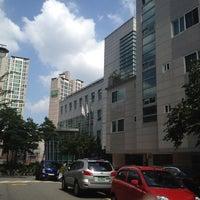 Photo taken at 용문동주민센터 by Michael 미. on 9/5/2012