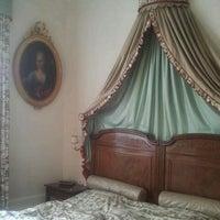 Photo taken at Hotel Schloss Weitenburg by Rahma B. on 8/3/2012