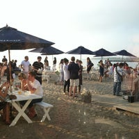 Photo taken at Navy Beach Restaurant by Colleen D. on 5/27/2012