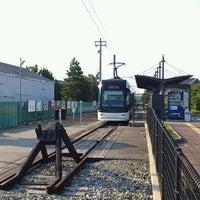 Photo taken at Iwasehama Station by Kunio H. on 9/13/2012