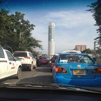 Photo taken at Lam Sali Intersection by Namtarn A. on 7/2/2012