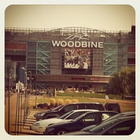 Photo taken at Woodbine Racetrack by Alan F. on 8/3/2012
