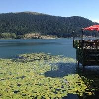 8/22/2012 tarihinde MSRziyaretçi tarafından Abant Göl Cafe & Restaurant'de çekilen fotoğraf