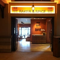 Photo taken at Baker & Spice by ThreeSixty D. on 3/21/2012