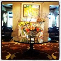 Photo taken at Four Seasons Hotel Austin by Joey M. on 5/9/2012
