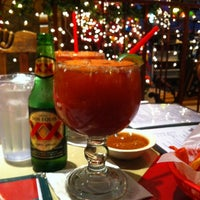 Photo taken at Jacala Mexican Restaurant by Chris F. on 4/28/2012
