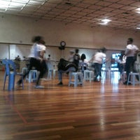 Photo taken at Ballet studio level 4 by Eric Q. on 3/13/2012