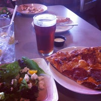 Photo taken at Slice Pizza & Brew by Jeff V. on 8/25/2012