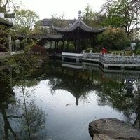 Das Foto wurde bei Chinesischer Garten von Gulumsun A. am 4/15/2012 aufgenommen