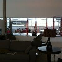 Photo taken at Sorana - Toyota by Carlos S. on 2/11/2012