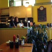Photo taken at Shine Cafe by Jaymee W. on 8/25/2012