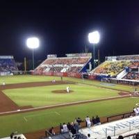 Photo taken at Estadio Beto Ávila by Gerardo P. on 5/11/2012