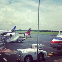 Photo taken at Augusto C. Sandino International Airport (MGA) by Aleyda S. on 8/6/2012
