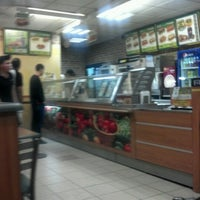 Photo taken at Subway by Beto F. on 7/16/2012