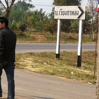 Photo taken at วัดเวียงกาหลง by milk milky P. on 3/4/2012