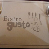 Photo taken at Bistro gusto by Rachel Amber on 2/6/2012