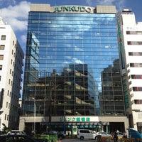 Photo taken at Junkudo by そしにゃん on 8/3/2012