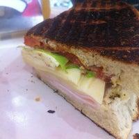 Photo taken at Panaderia Fressier by Ricardo R. on 3/20/2012