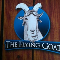 Photo taken at The Flying Goat by Brook H. on 5/11/2012