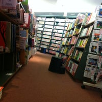Photo taken at Kinokuniya Book Store by Patricia D. on 5/14/2012