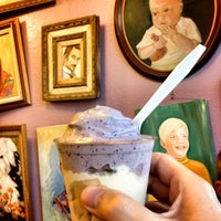 Photo taken at Sparky's Homemade Ice Cream by Jon K. on 6/13/2012