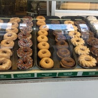 Photo taken at Krispy Kreme Doughnuts by Kim A. on 7/14/2012