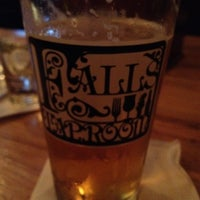 Photo taken at Falls Taproom by Phillip C. on 3/18/2012