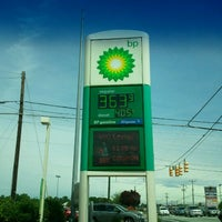 Photo taken at BP by Ayesha R. on 4/26/2012