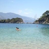 6/13/2012 tarihinde Ömer B.ziyaretçi tarafından Ölüdeniz Tabiat Parkı'de çekilen fotoğraf