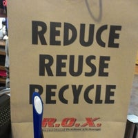 Photo taken at R.O.X. Recreational Outdoor eXchange by Dewey T. on 8/18/2012