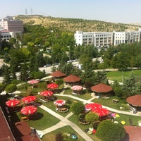 Photo taken at Başkent Üniversitesi by Bengu C. on 8/10/2012