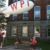 Photo taken at Worcester Polytechnic Institute (WPI) by Angela on 6/16/2012