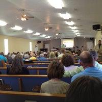 Photo taken at Christian Assembly Of God by Bradley H. on 4/8/2012