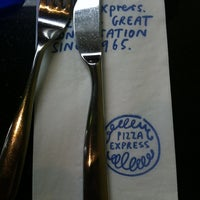 Photo taken at Pizza Express by Everton on 8/27/2012