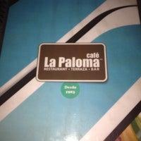 Photo taken at La Paloma by Edgar Espinosa on 4/4/2012