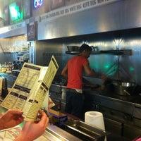 Photo taken at Dog's Café by san g. on 6/21/2012